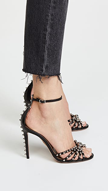Aquazzura Bon Bon 105 Sandals