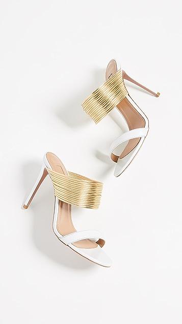 Aquazzura Rendez Vous 105 Sandals