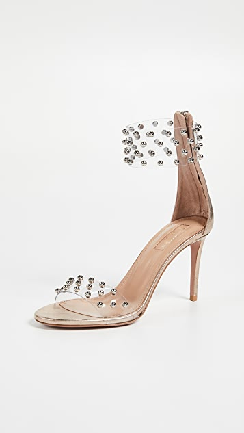 Illusion 85 Sandals by Aquazzura