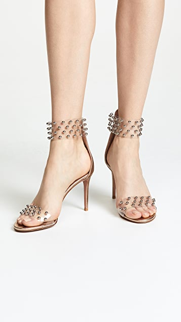 Aquazzura Illusion 85 Sandals