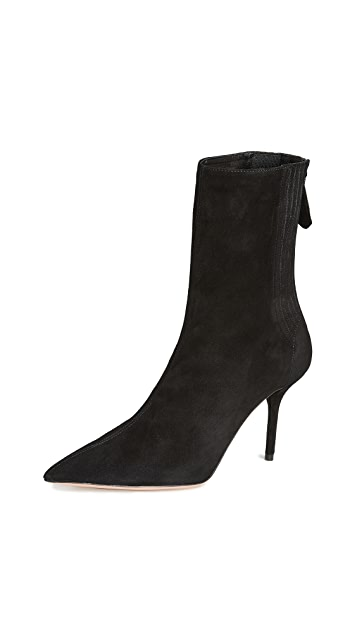 Aquazzura Saint Honore 85 Booties