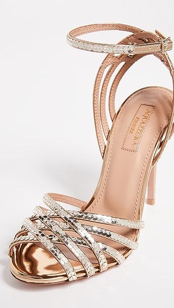 Aquazzura Studio 105 Sandals