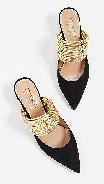 Aquazzura Rendez Vous 45mm 穆勒鞋