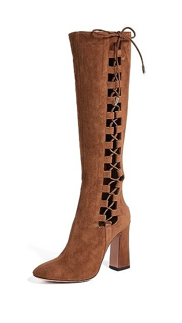 Aquazzura Medina 105 Boots