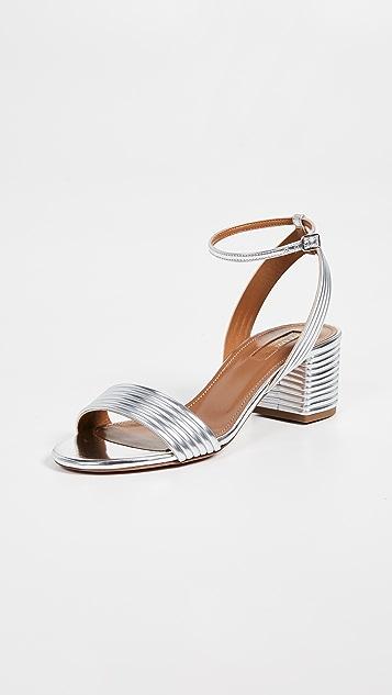9f55793db86 Aquazzura Sundance 50 Sandals ...