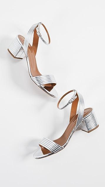 a11074f5fb9 ... Aquazzura Sundance 50 Sandals ...