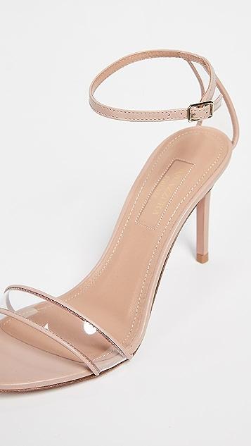 Aquazzura Minimalist 85 凉鞋