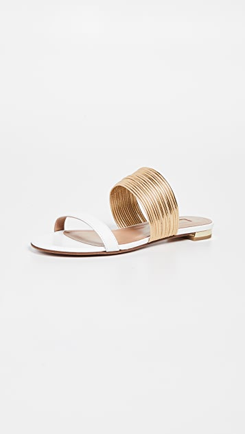 Aquazzura Rendez Vous Sandals