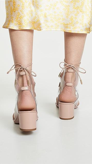 Aquazurra Milos 凉鞋