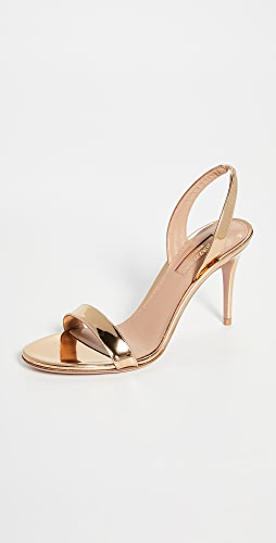 Aquazzura - So Nude 85mm Sandals