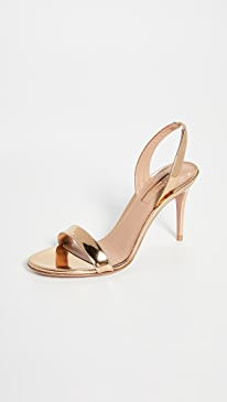So Nude 85 Sandals