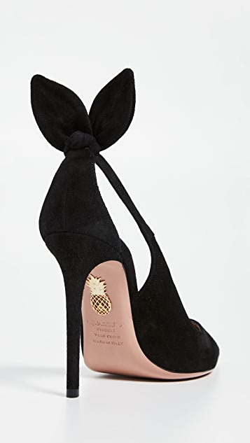 Aquazzura Deneuve 105mm Pumps