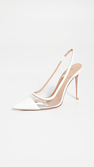 Aquazzura 105mm Temptation Pumps