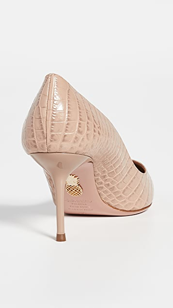 Aquazzura Purist 75mm Pumps
