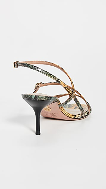 Aquazzura Carolyn 60mm Sandals