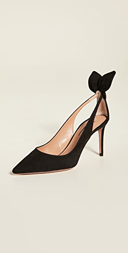 Aquazzura - Bow Tie Pumps 85mm