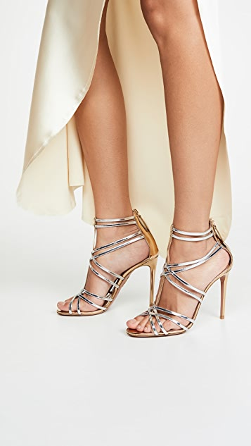 Aquazzura Princess Sandals 105mm