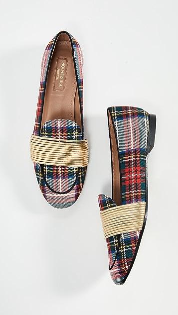 Aquazzura Shoes Rendez Vous Moccasins