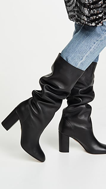 Aquazzura 85mm Boogie Boots