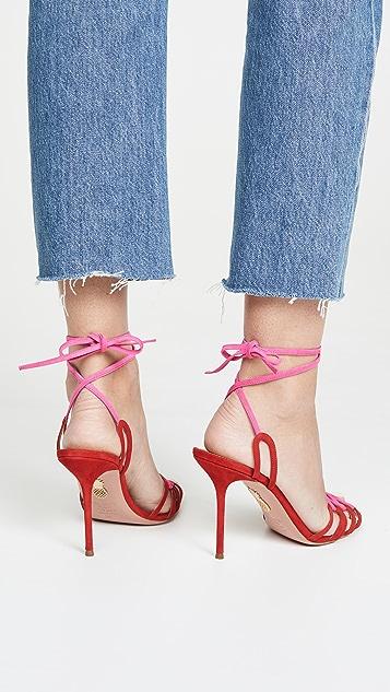 Aquazzura Azur 凉鞋 95mm