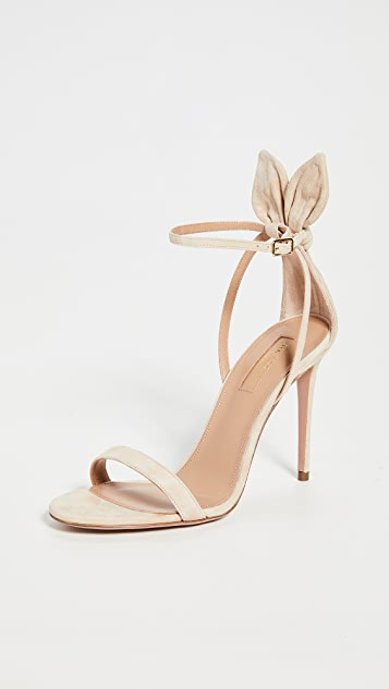 Aquazurra Deneuve 凉鞋 105mm