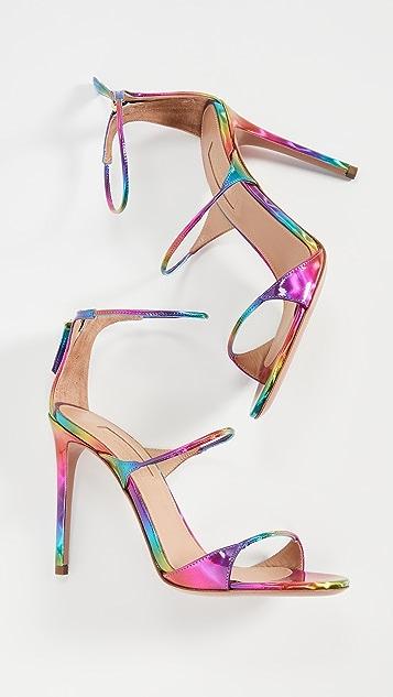 Aquazzura Minute Sandals 105mm