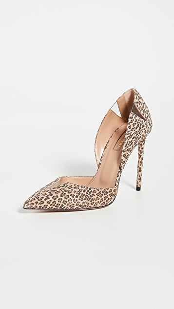 Aquazzura Sharp Pumps 105mm