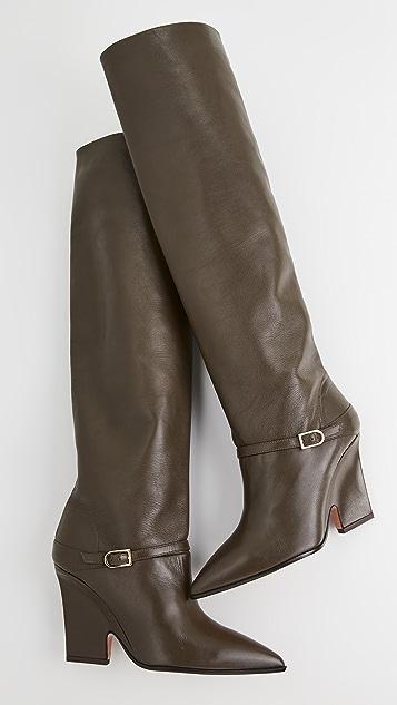 Aquazurra 95mm Venice 靴子