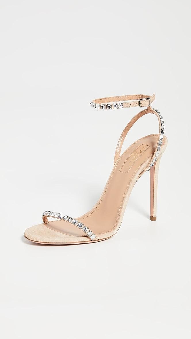 Aquazzura 105mm Very Vera Sandals | SHOPBOP