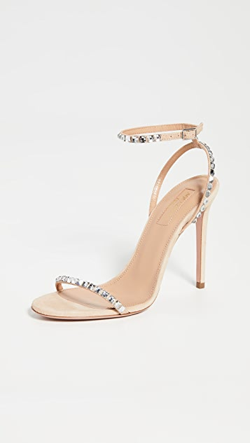 Aquazzura Very Vera Sandals 105mm