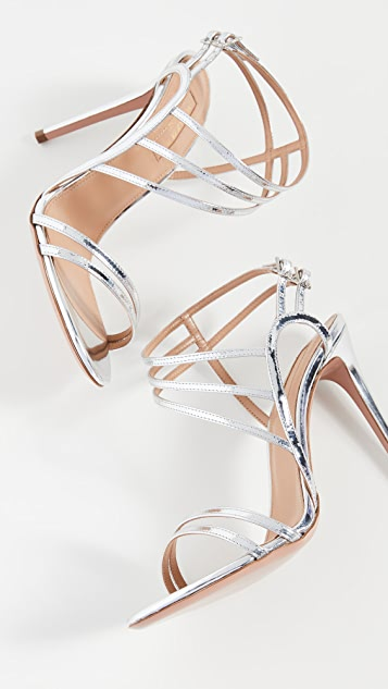 Aquazzura Spicy Sandals 105mm
