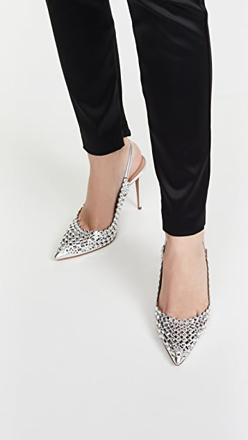 Aquazzura 105mm Tequila Pumps