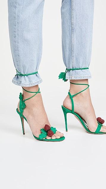 Aquazzura Fragolina Sandals 105mm