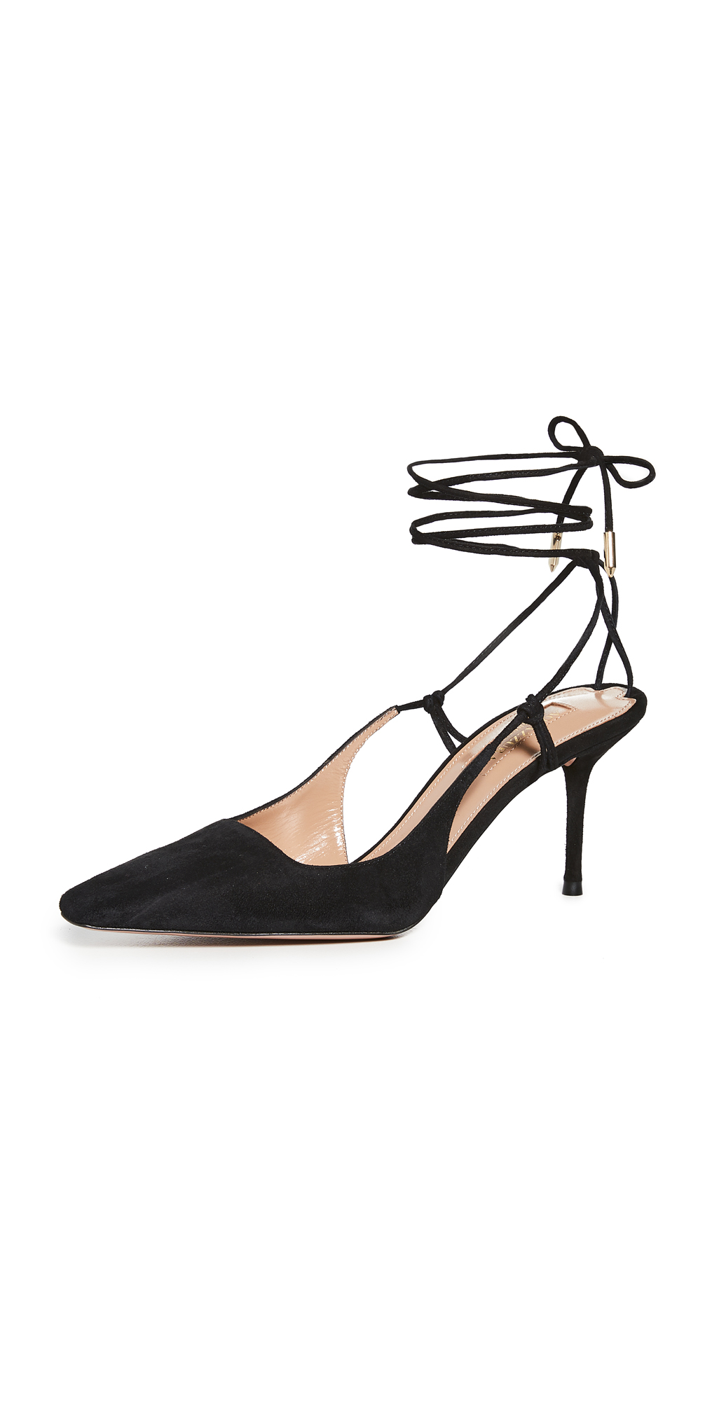 Aquazzura Ambra Pumps 75mm