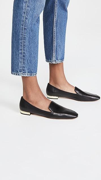 Aquazzura Greenwich 乐福鞋