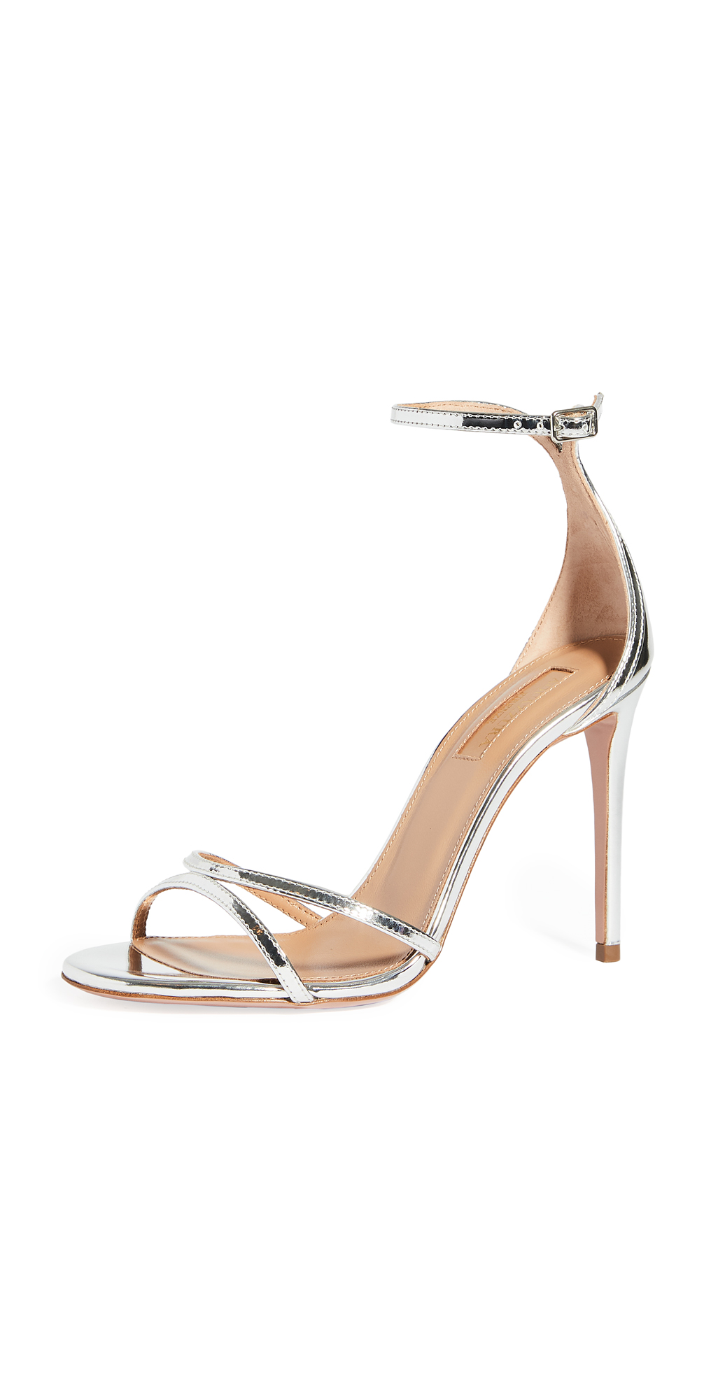 Aquazzura 105mm Purist Sandals