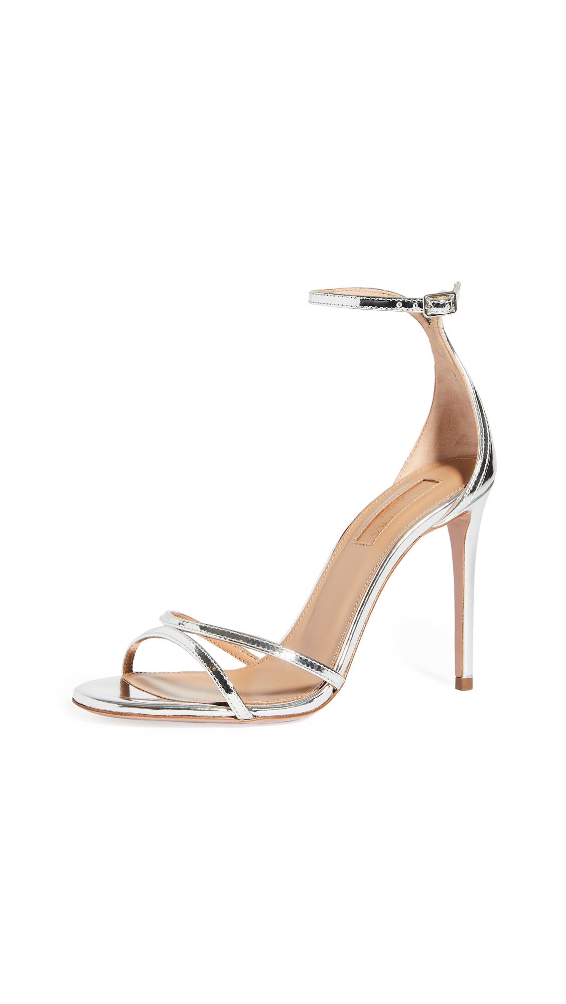 Aquazzura 105mm Purist Sandals