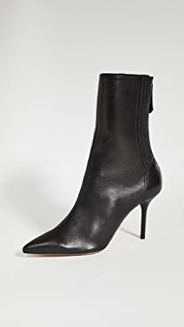 Aquazzura Saint Honore Booties 85mm