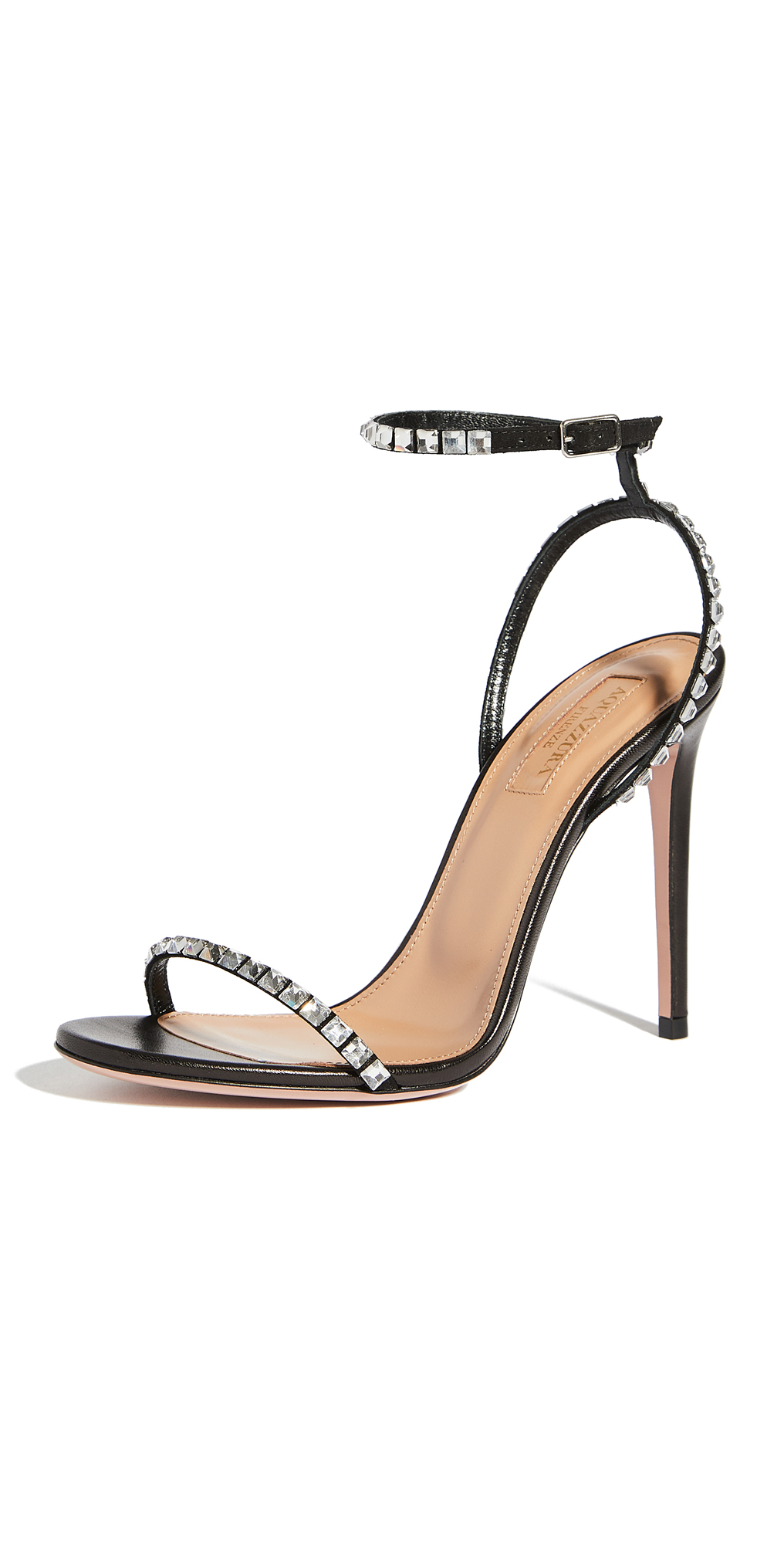 Aquazzura Very Vera Sandals 105mm