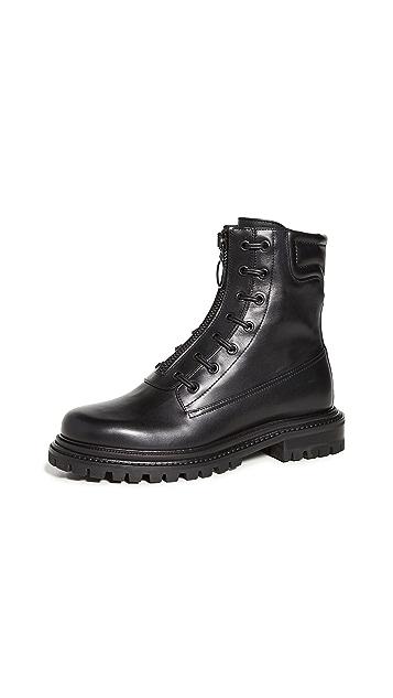 Aquazzura Kicks 平底短靴