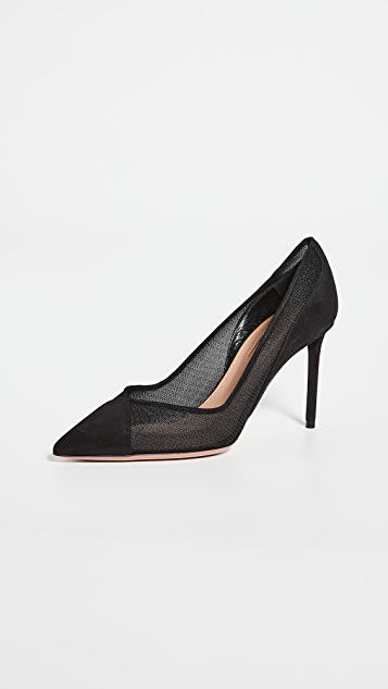 Aquazzura 85mm Sacha Pumps
