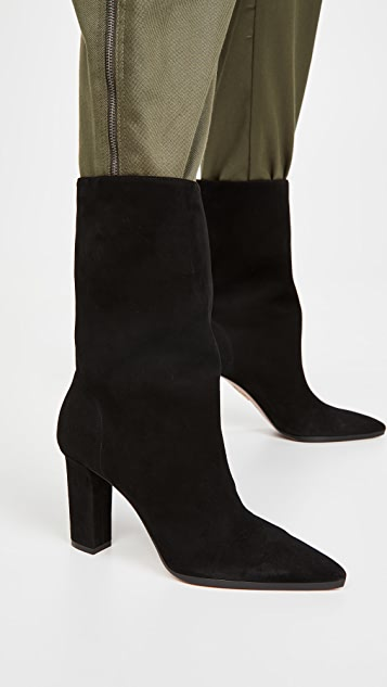 Aquazzura 90mm Skyler 短靴