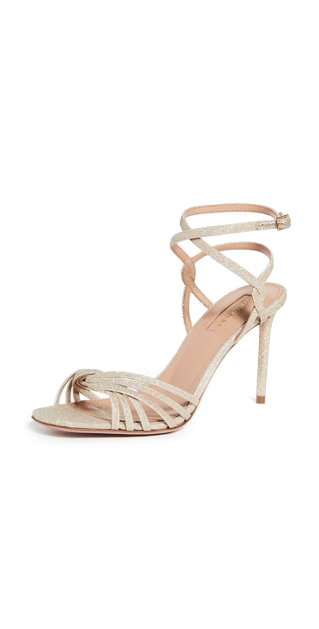 Aquazzura 85mm May Sandals