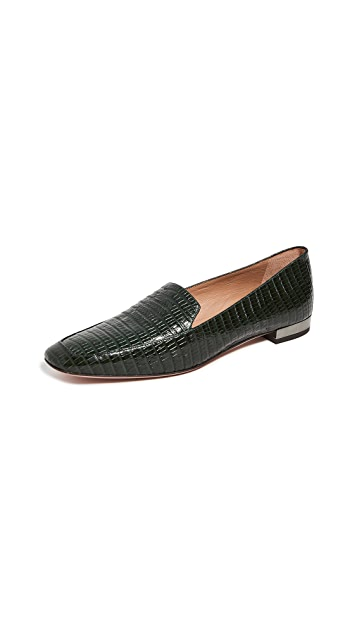 Aquazzura Greenwich 加衬乐福鞋