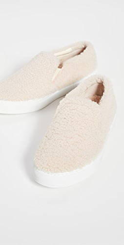 Aquazzura - Relax Slip On Sneakers
