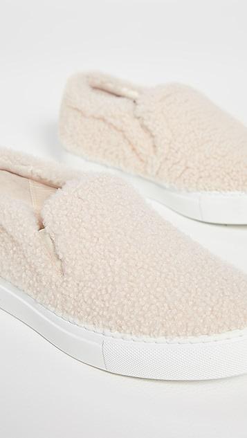 Aquazzura 休闲一脚蹬运动鞋