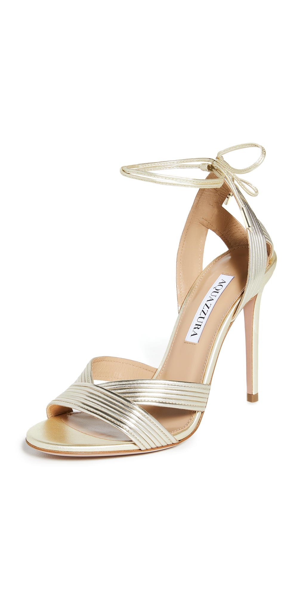 Aquazzura Ari Sandals 105mm