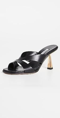 Aquazzura - Trish 75mm 穆勒鞋