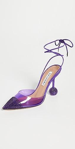Aquazzura - 95mm 晚宴高跟鞋