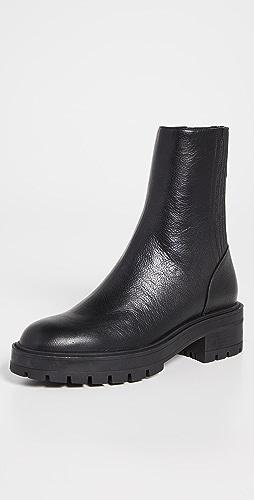 Aquazzura - Saint Honore 军旅短靴